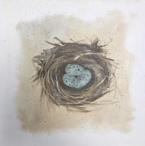 Nesting by Amanda Bishop