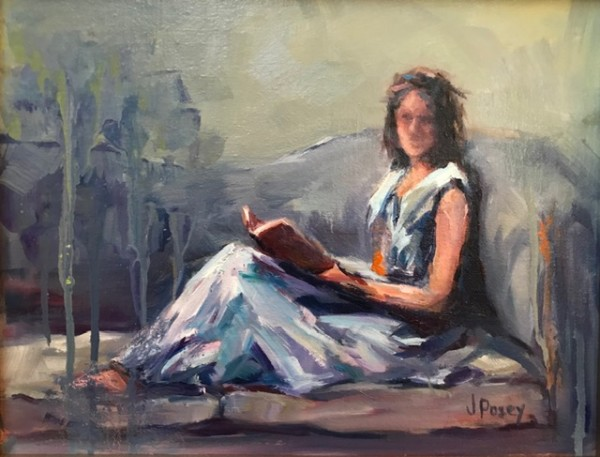 Reading by Jeany Posey