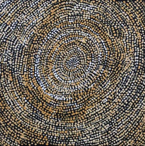 Water Dreaming by Sarah Leo Ngapa