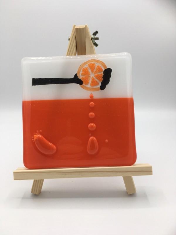 Orange Squeeze by Shayna Heller