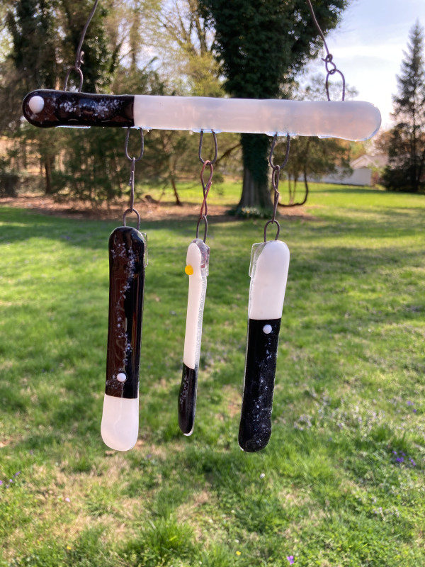 Wind Chimes - Stardust by Shayna Heller