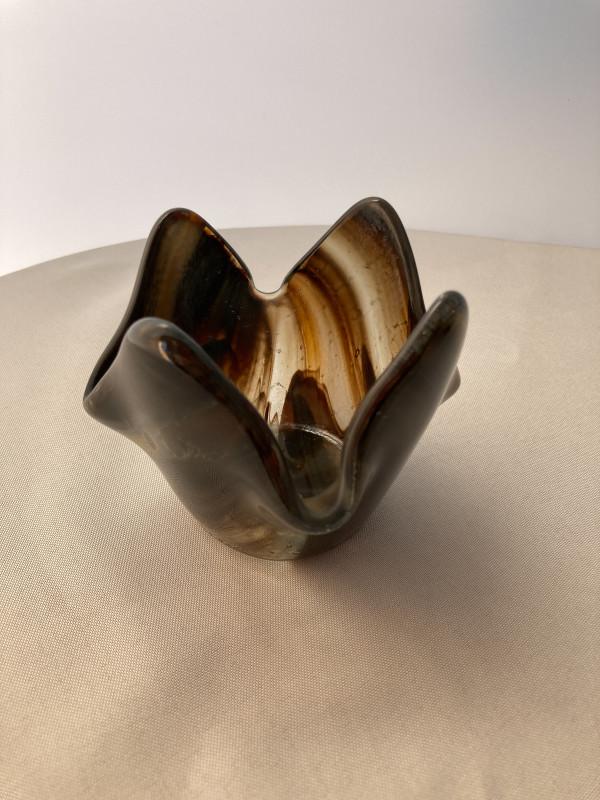 Candle Holder/Votive Vase by Shayna Heller