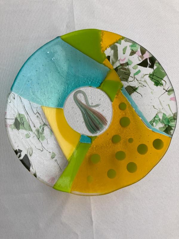 Spring Bowl by Shayna Heller