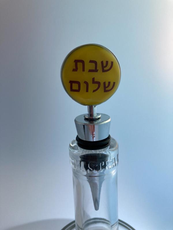 谢娜·海勒(Shayna Heller)的《葡萄酒瓶塞#43》