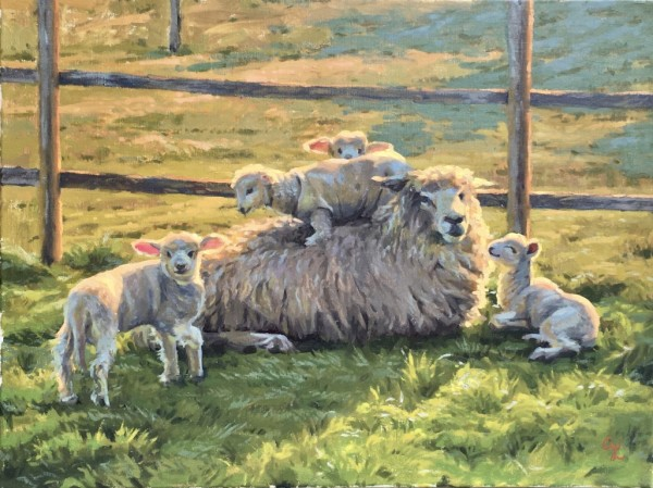 Feed My Lambs by Amy Lambrecht