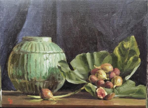 Figs Joel 2:21-22 by Amy Lambrecht