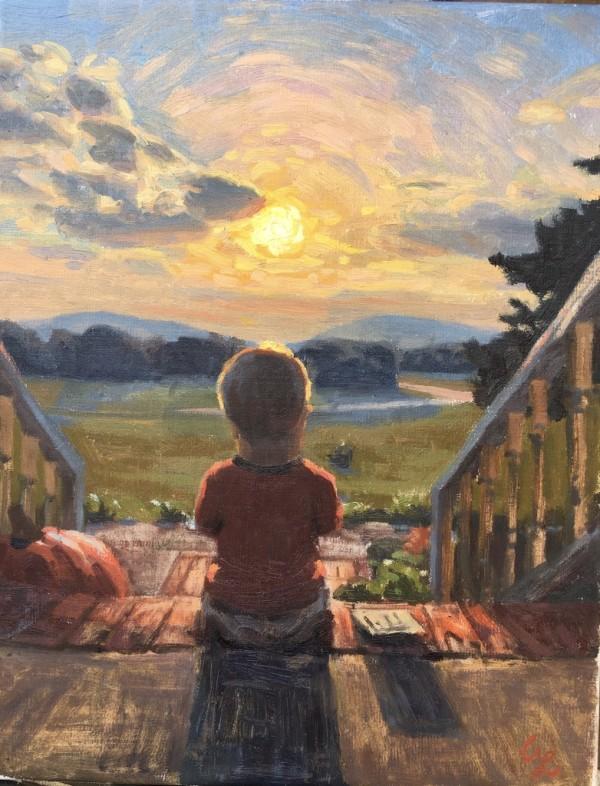 Good Morning Sun by Amy Lambrecht