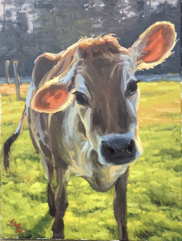 Loopy Cow by Amy Lambrecht