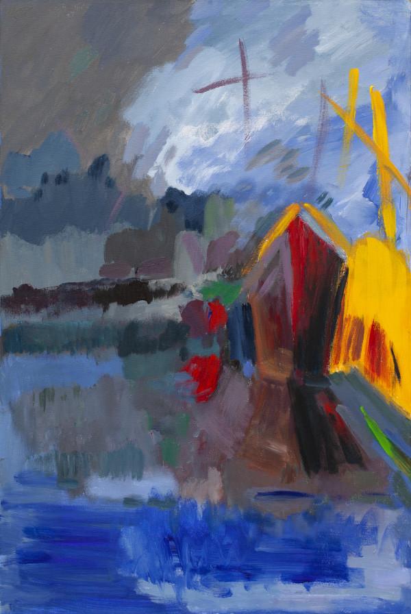 Barcos en la Niebla by Stivaletta, Mabel Rosario