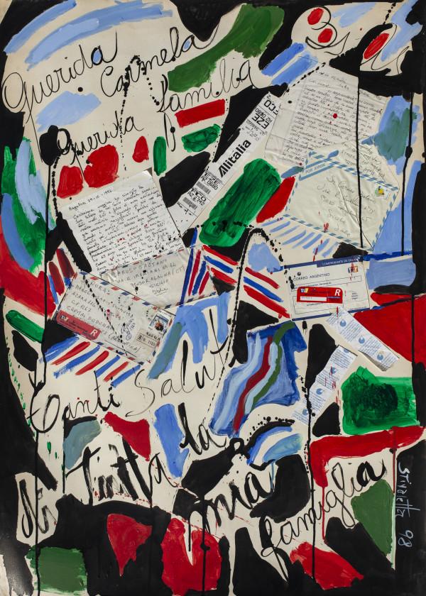 Las Cartas by Stivaletta, Mabel Rosario