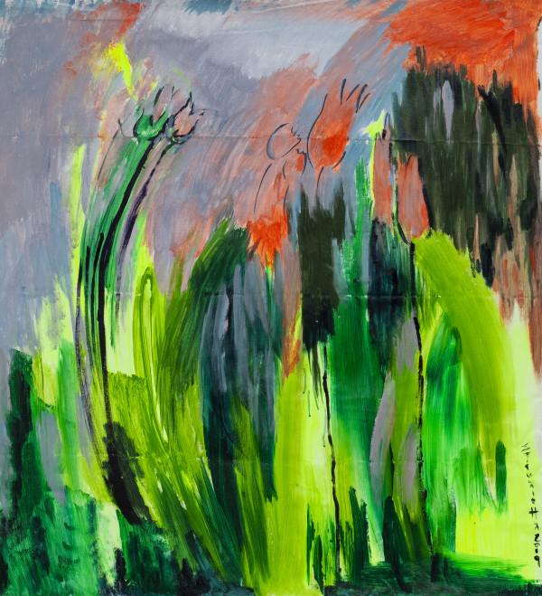 Tulipanes by Stivaletta, Mabel Rosario