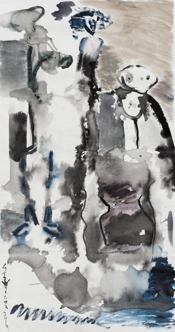 Figuras en tintas by Stivaletta, Mabel Rosario