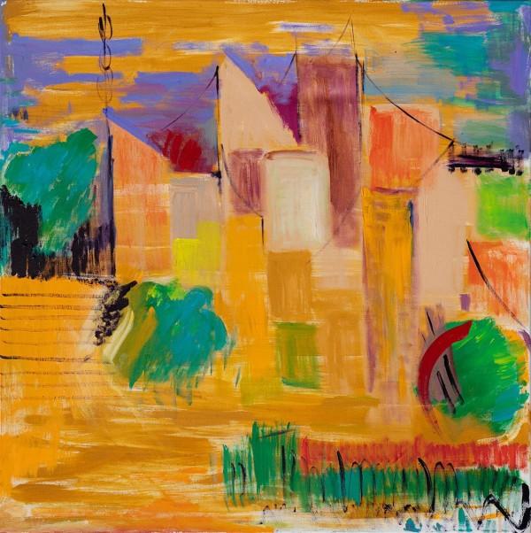 Ciudad by Stivaletta, Mabel Rosario