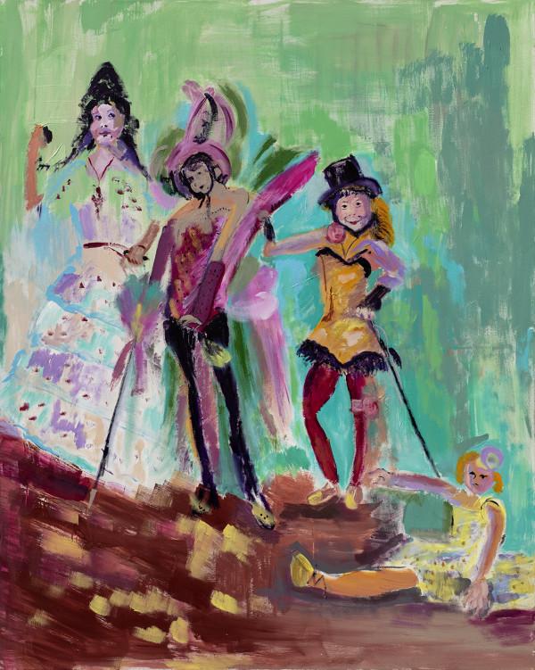 Carnavales de mi niñez by Stivaletta, Mabel Rosario