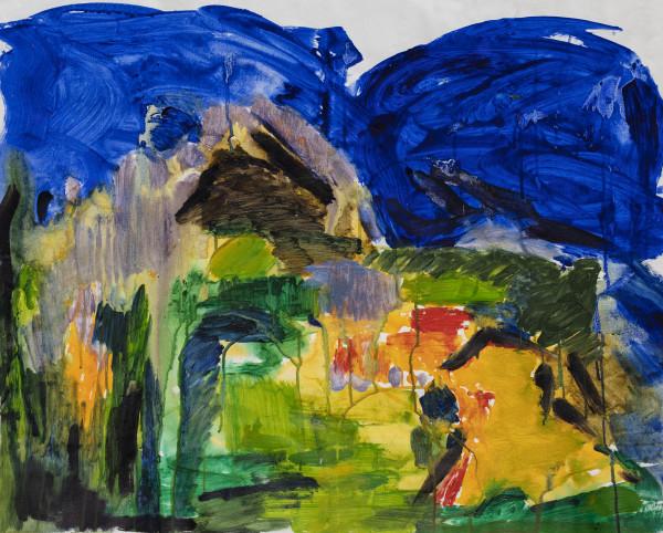 expresión paisaje by Stivaletta, Mabel Rosario