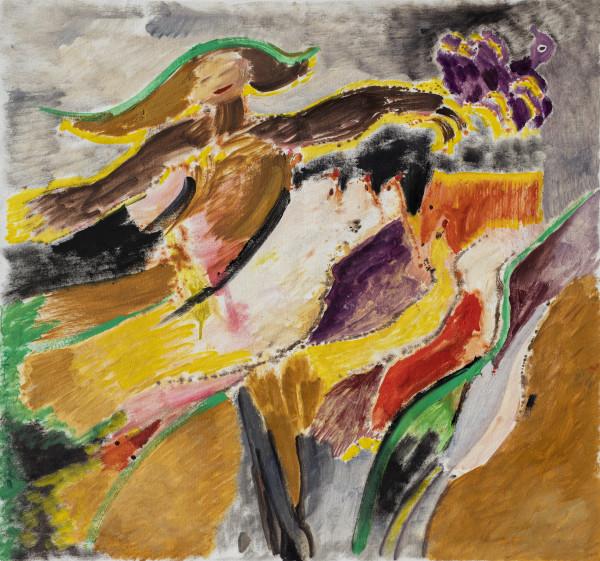 Danza con Pájaros by Stivaletta, Mabel Rosario