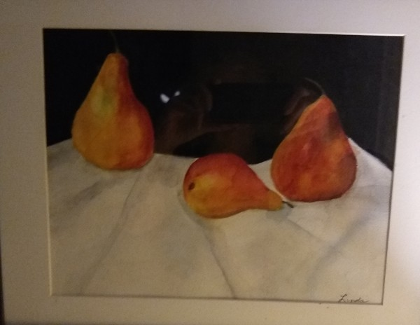 My Three Pears