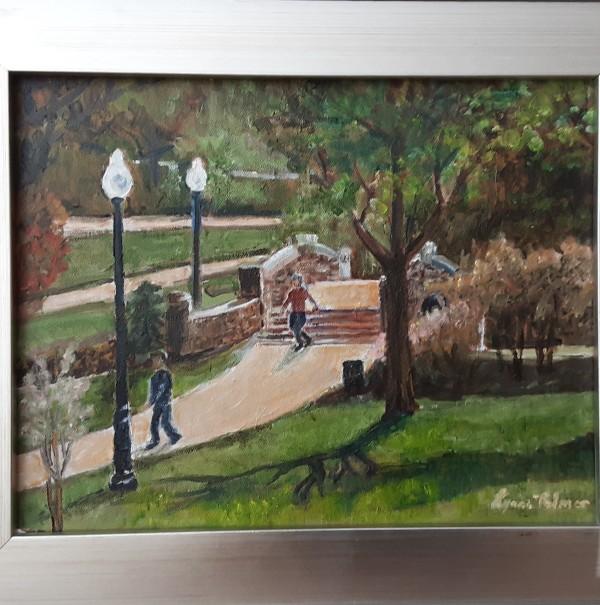 Walk In Verona park