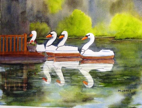 Verona Paddle Boats