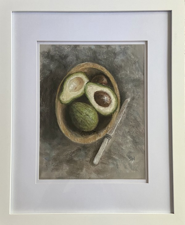 Still Life With Avacados