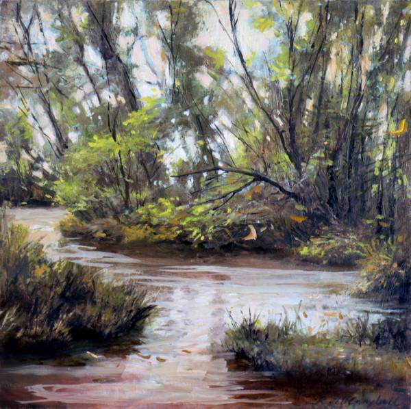 A Creek's Whisper by Rachael McCampbell