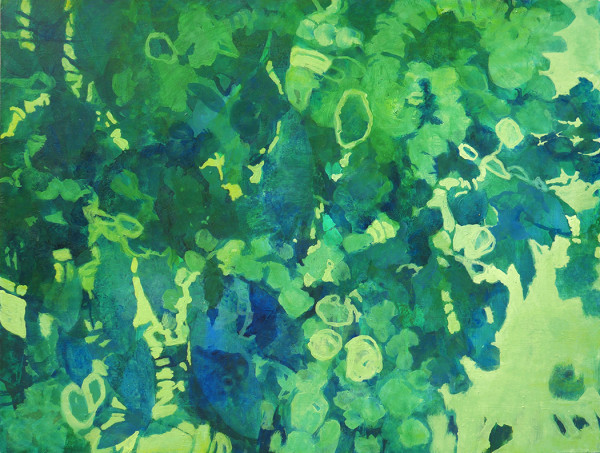 A Study in Green by Rachael McCampbell
