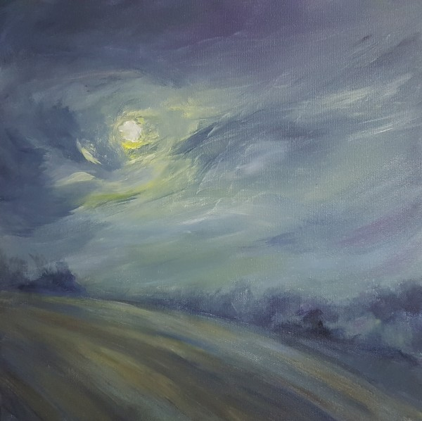 Harvest Moon by Heather Stivison