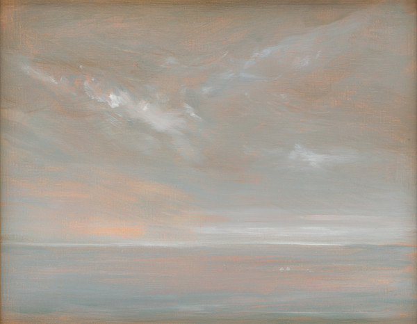 Atmospheric 3 - Twilight on the Bay by Heather Stivison