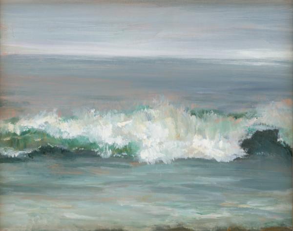 Atmospheric  4 - Jonathan's Wave by Heather Stivison