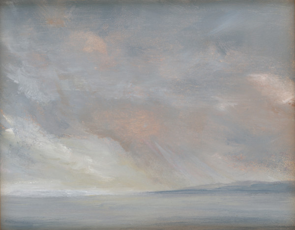 Atmospheric  5 - End of Storm by Heather Stivison