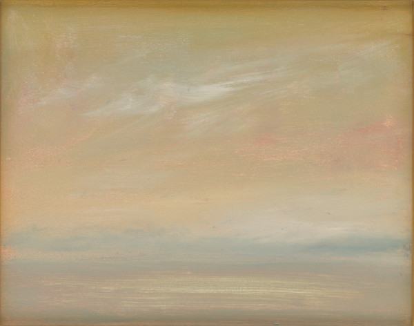 Atmospheric  7 - Golden Light by Heather Stivison