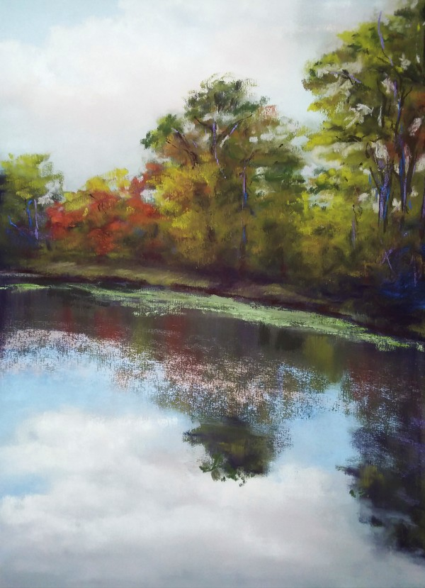 Autumn Reflections by Renee Leopardi