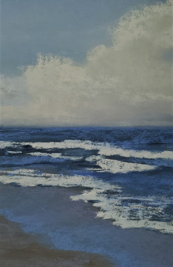 Calm Waves by Renee Leopardi