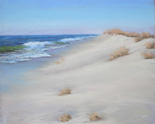 Dunes by Renee Leopardi