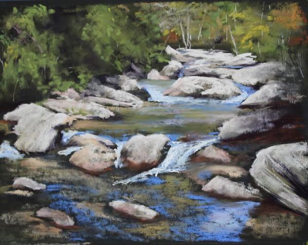 The Creek by Renee Leopardi