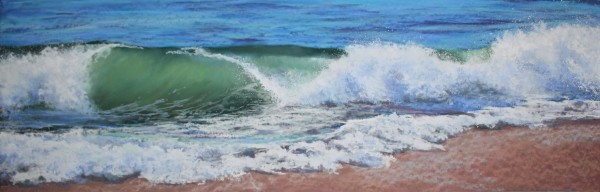 Wave by Renee Leopardi