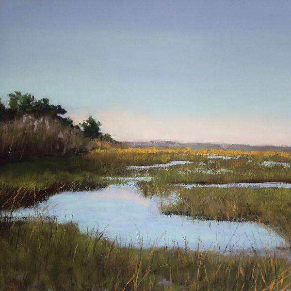 South Jersey Marsh by Renee Leopardi
