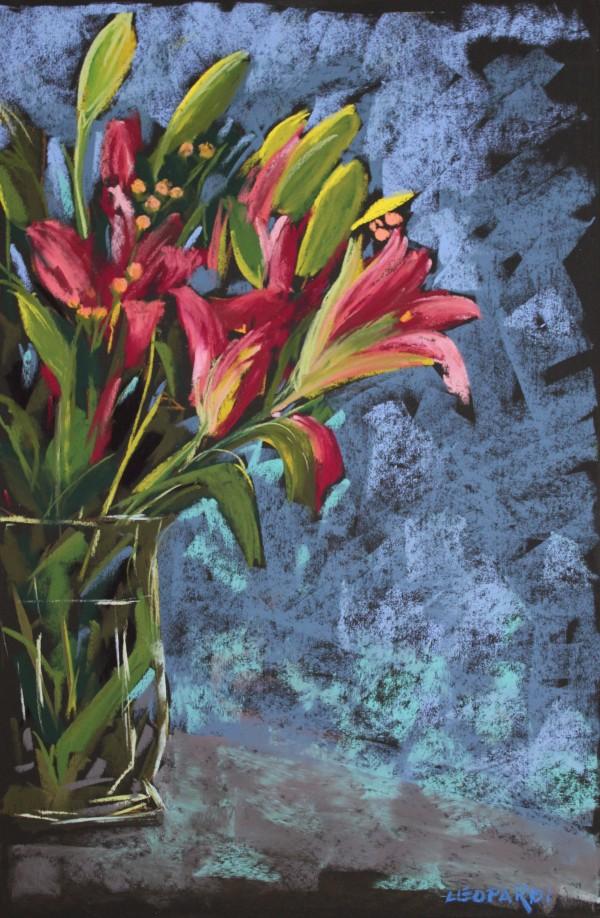 Lilies by Renee Leopardi