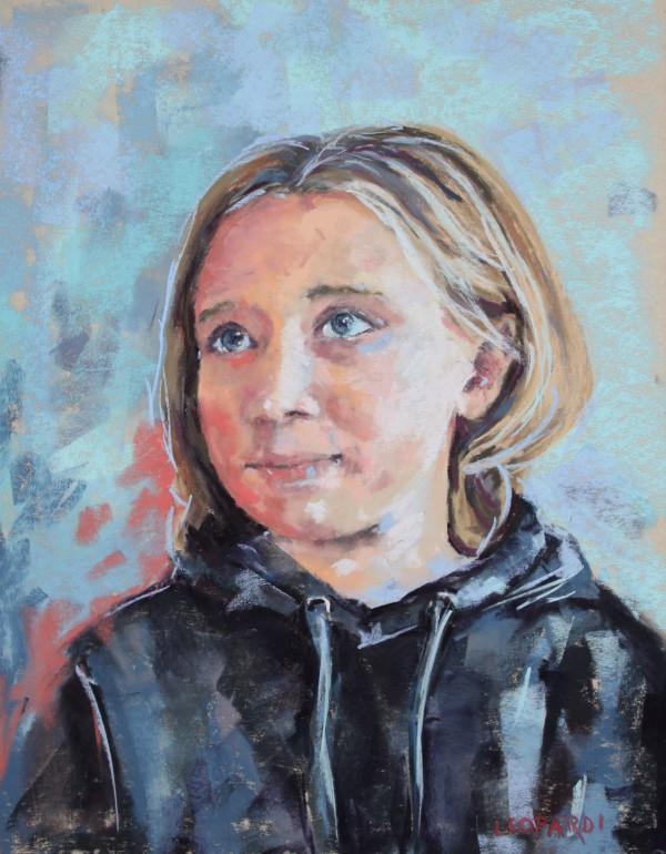 Angel Eyes by Renee Leopardi