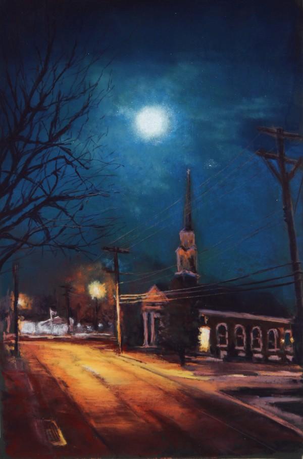 Still of the Night by Renee Leopardi