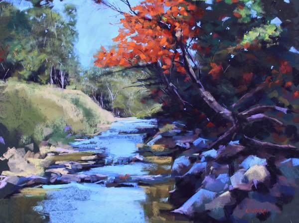 The Creek #2 by Renee Leopardi