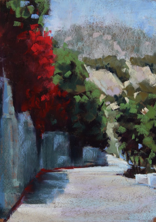 Hollywood Hills by Renee Leopardi