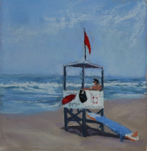 Locals' Summer 2; The Lonely Lifeguard by Renee Leopardi