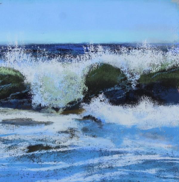 Double Splash by Renee Leopardi