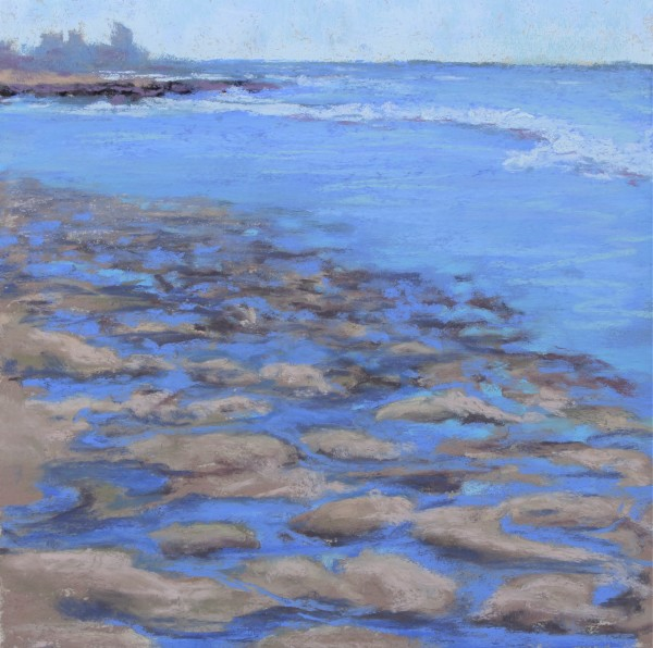 Sand Patterns by Renee Leopardi
