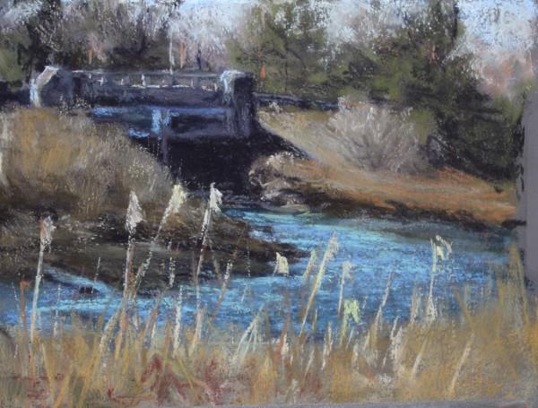 Patcong Creek #2 by Renee Leopardi