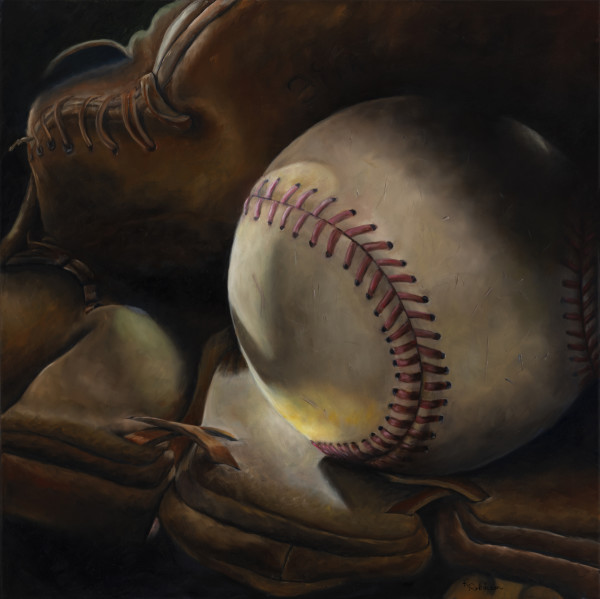 Leather and Laces by Randy Robinson
