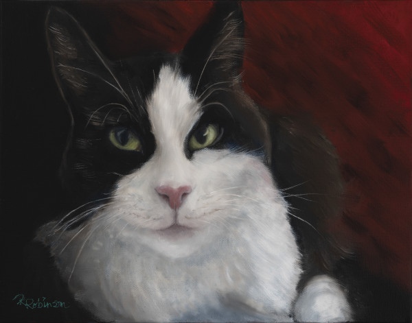 Meow Meow by Randy Robinson