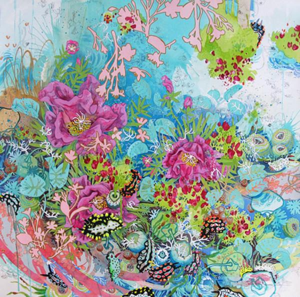 Paint it Pink by Jamie  Allen