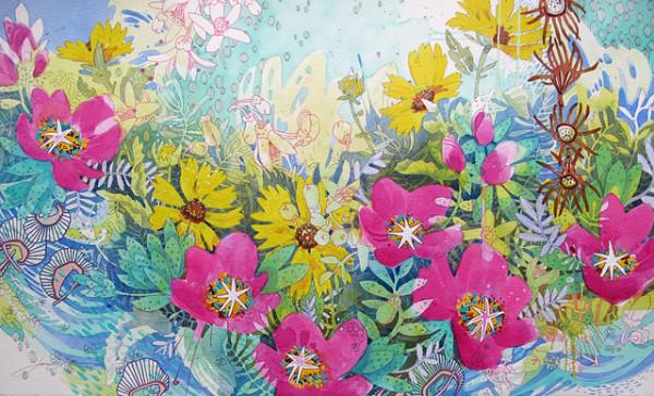 Wild Daisy by Jamie  Allen